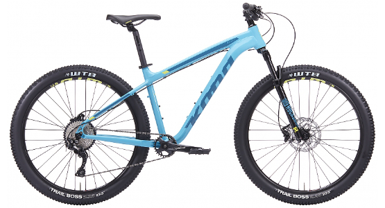 Kona Blast rental bike
