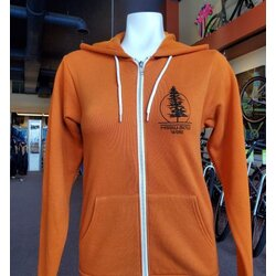 Missoula Bicycle Works MBW Marshall Zip Up Hoodie