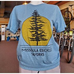 Missoula Bicycle Works MBW Sunset T-Shirt