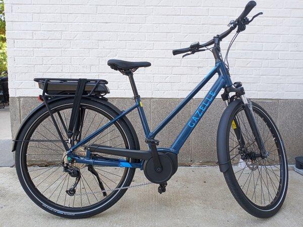 Gazelle Bikes Gazelle Medeo T9 City