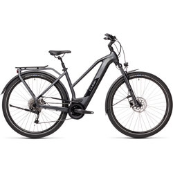 CUBE Bikes Cube Kathmandu Hybrid ONE 500 iridium´n´black Z: