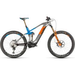 Cube Bikes Stereo Hybrid 160 HPC Actionteam 625 27.5