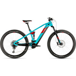 Cube Bikes Stereo Hybrid 120 Pro 500 29