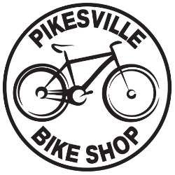 Pikesville Bike Shop Logo