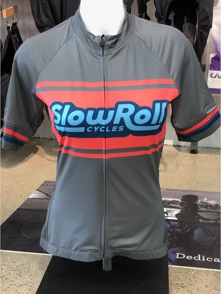 Slow Roll Cycles Slow Roll Road Jersey