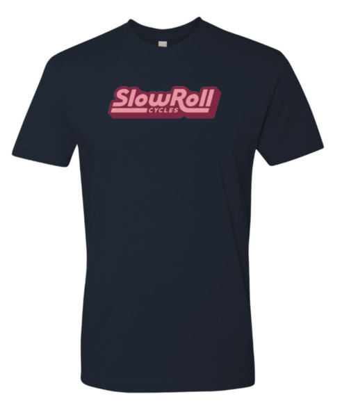 Slow Roll Cycles Slow Roll T Shirt