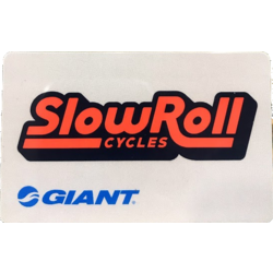 Slow Roll Cycles Gift Card