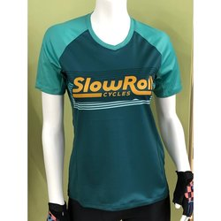 Slow Roll Cycles Slow Roll Mountain Short Sleeve Jersey