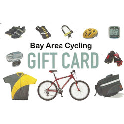 Bay Area Cycling Gift Card