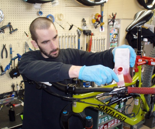 Ben Smith - Professional Service Technician