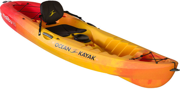 Ocean kayak MALIBU 9.5 Color: SUNRISE