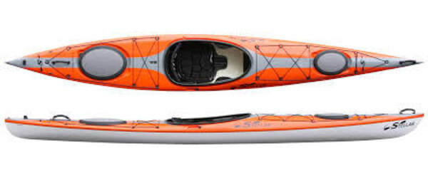 STELLAR KAYAKS S15 SLIGHTLY USED MINT CONDITION