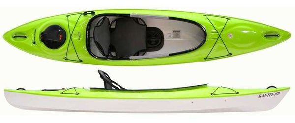 HURRICANE KAYAKS SANTEE 110 SPORT Color: GREEN