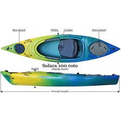 CURRENT DESIGN SOLARA 100 R