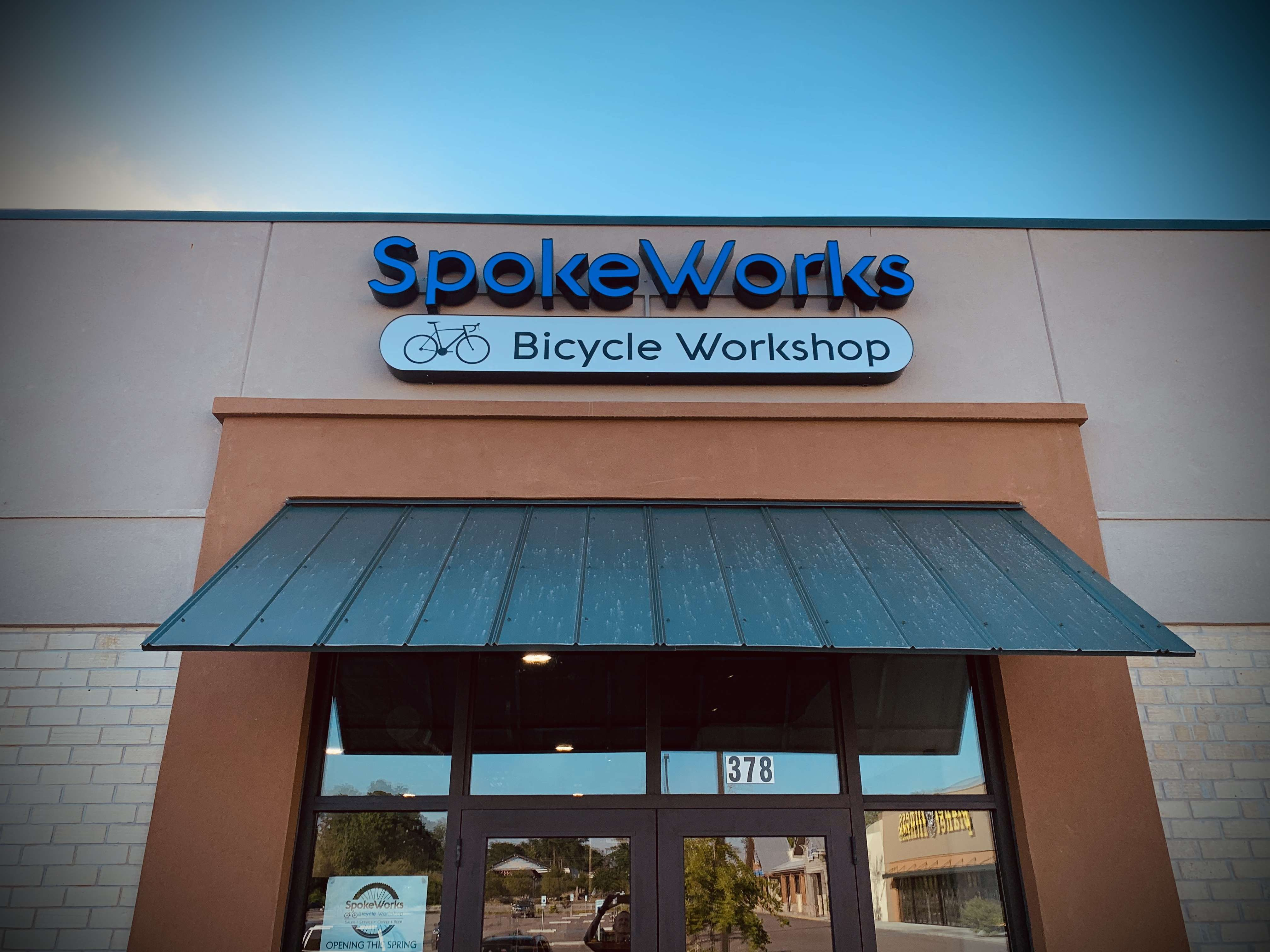 SpokeWorks Store Front