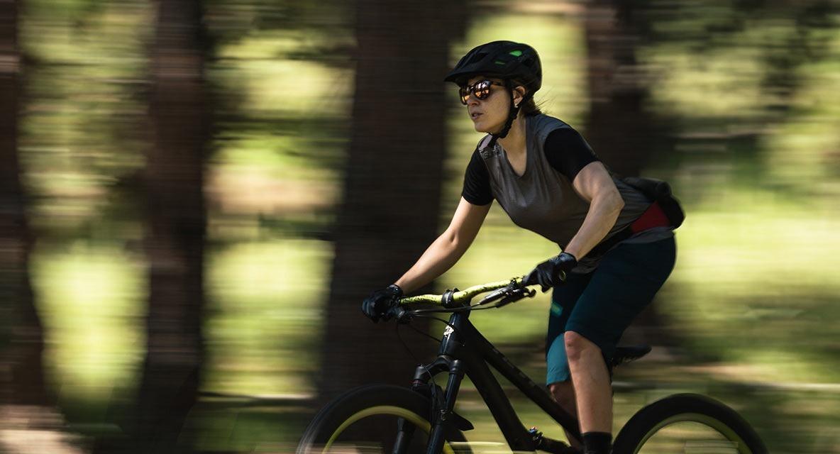 Adventure rental bike
