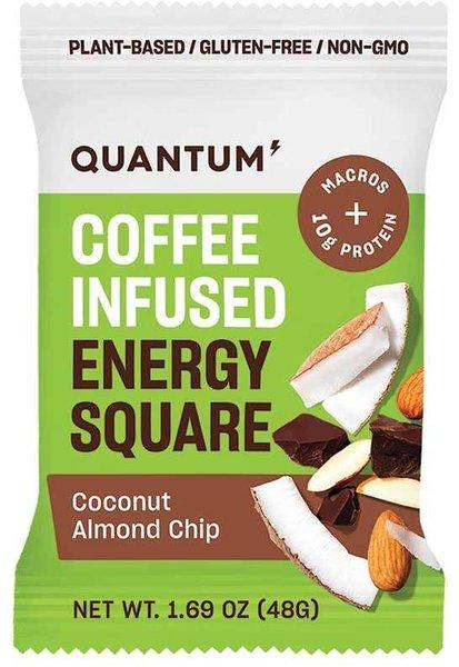 Quantum Coffee-Infused Energy Squares