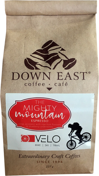 Down East Coffee The Mighty Mountain Espresso