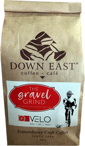 Down East Coffee The Gravel Grind