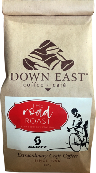 Down East Coffee The Road Roast