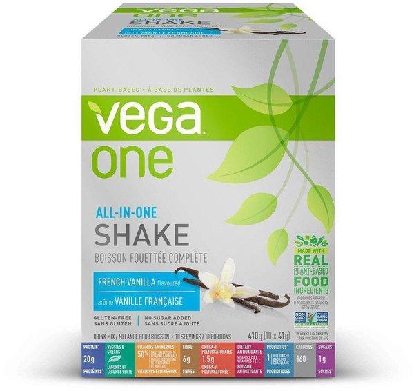 Vega Vega One All-In-One French Vanilla Shake