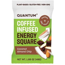 Quantum Coffee-Infused Energy Squares