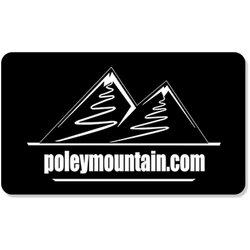 Poley Mountain Gift Card