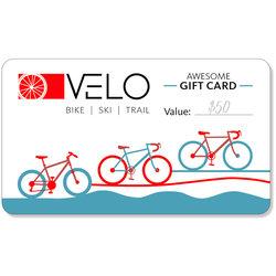 Velo Bike Ski Trail Velo Bike Ski Trail Gift Card