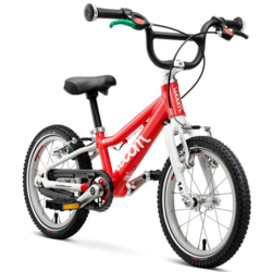 Woom Bikes WOOM 2 Bike 14 inch 13lb Age: 3 - 4.5 years Height: 37