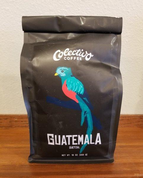 Colectivo Coffee Guatemala Quetzal