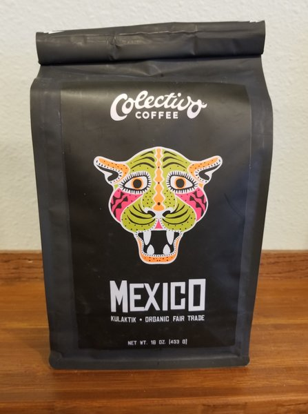 Colectivo Coffee Mexico Kulaktik