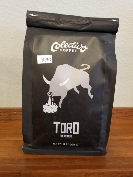 Colectivo Coffee Toro Espresso