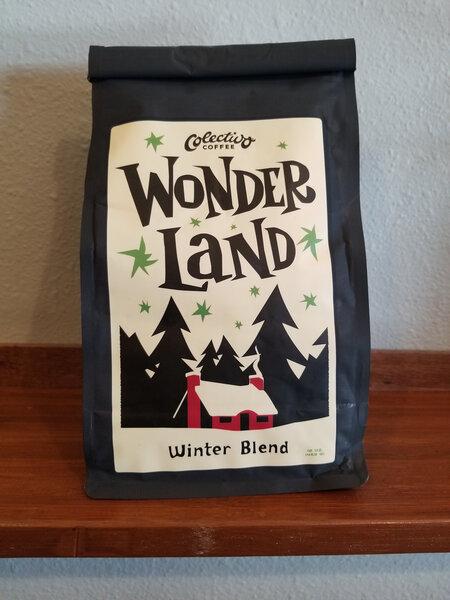 Colectivo Coffee Wonderland Winter Blend