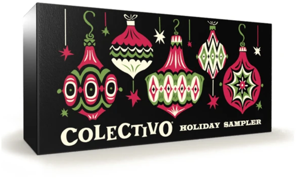 Colectivo Coffee Holiday Coffee Sampler