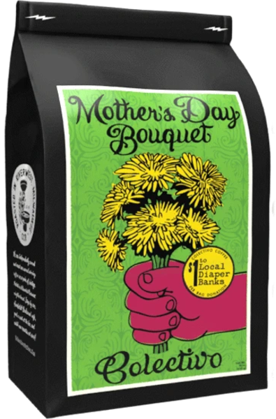 Colectivo Coffee Mother's Day Bouquet
