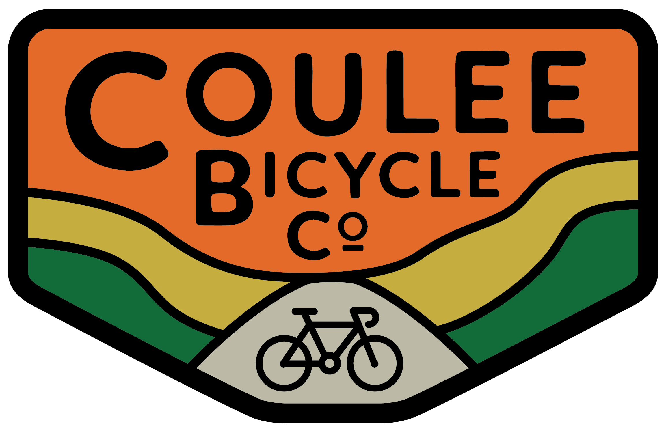 Coulee Bicycle Co Home Page
