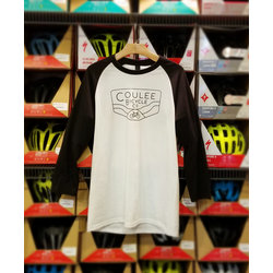 Coulee Bicycle Co CBC Baseball Tee