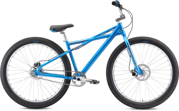 SE Bikes Monster Quad 29+ Blue