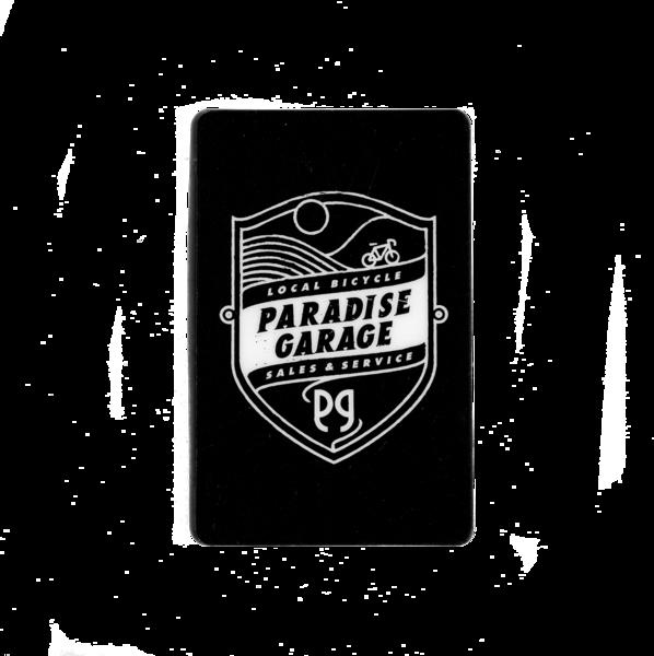 Paradise Garage Gift Card