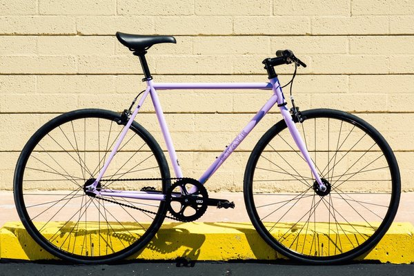 State Bicycle Co. State 4130 Steel Riser Bar Build Fixed Gear
