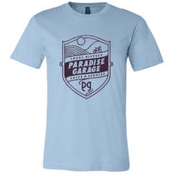 Paradise Garage PG Headbadge T-Shirt