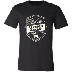 Paradise Garage PG Headbadge T-Shirt