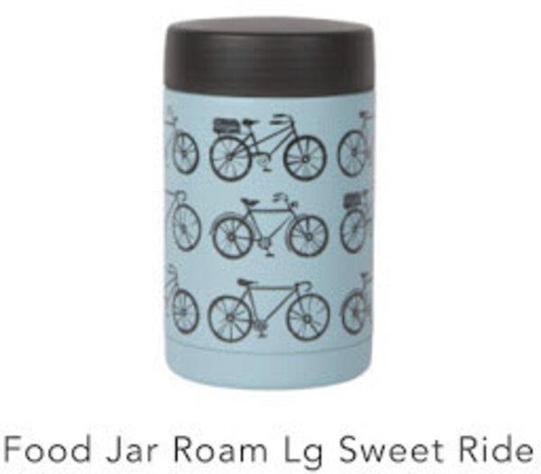 Danica Sweet Ride Large Roam Food Jar
