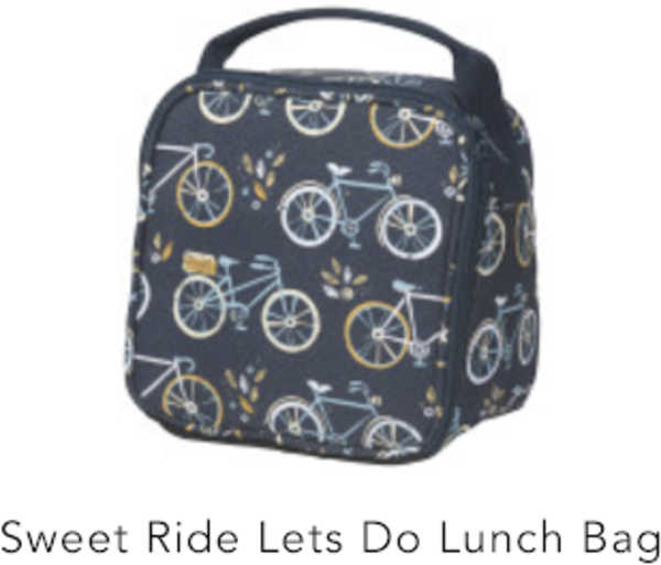 Danica Sweet Ride Let's Do Lunch Bag