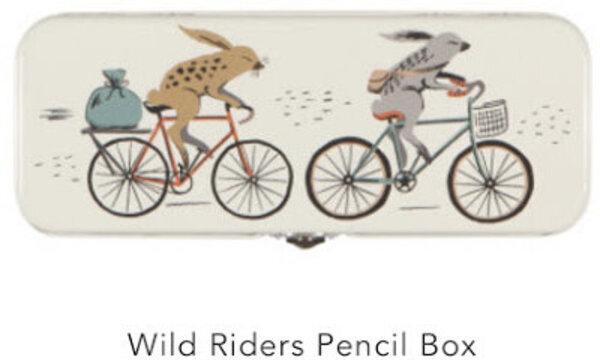 Danica Wild Rider Pencil Box