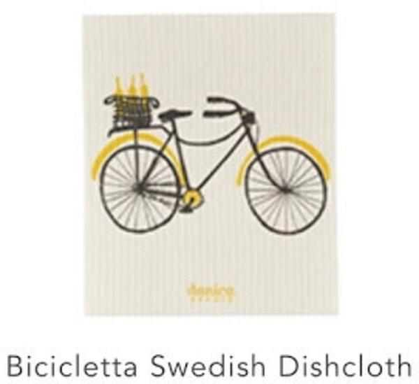 Danica Bicicletta Swedish Ecologie Sponge Cloth