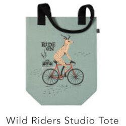 Danica Wild Riders Studio Tote