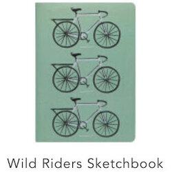 Danica Wild Riders Sketchbook