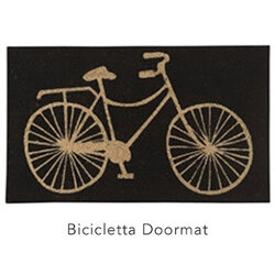 Danica Bicicletta Doormat