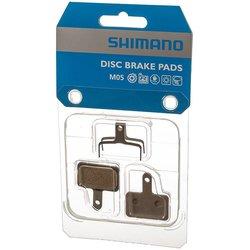 Shimano M05 Resin Disc Brake Pads and Spring